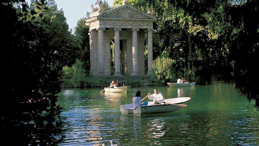 Hotel Villa Torlonia Rome