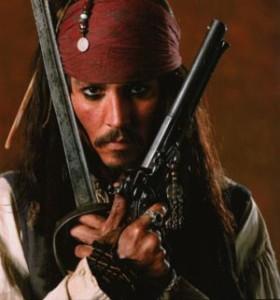 pirata in viaggio