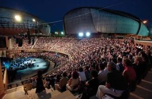 Cavea Luglio Concerti Auditorium Roma